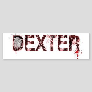 [Grunge] Dexter Bumper Sticker